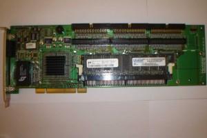 Controladora RAID5, Promise Supertrak SX6000 con 128MB de Caché