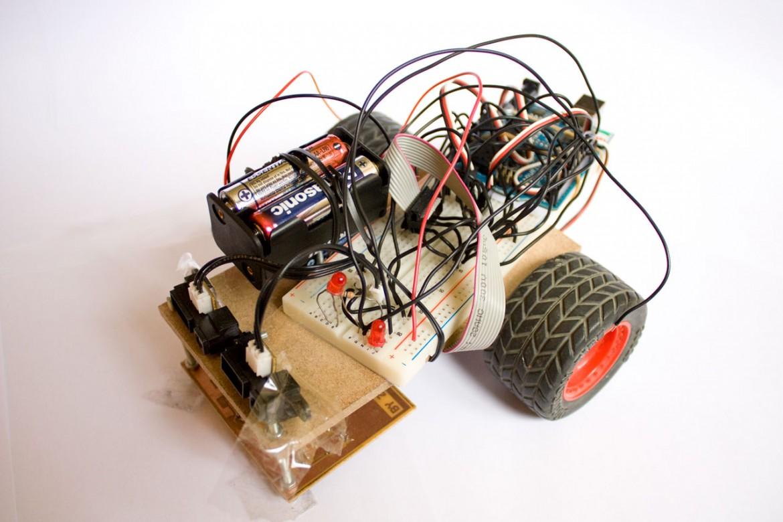 Experimentando con arduino una plataforma sencilla y