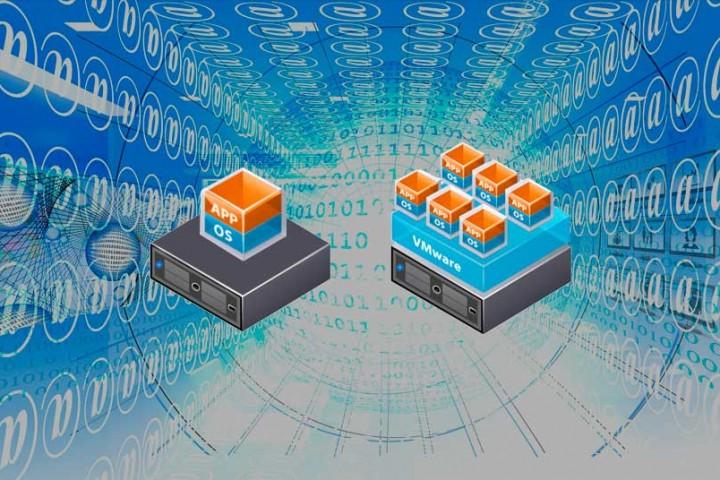 New Zion Server (2ª parte) – Virtualización y máquinas virtuales
